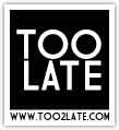 Too Late logo
