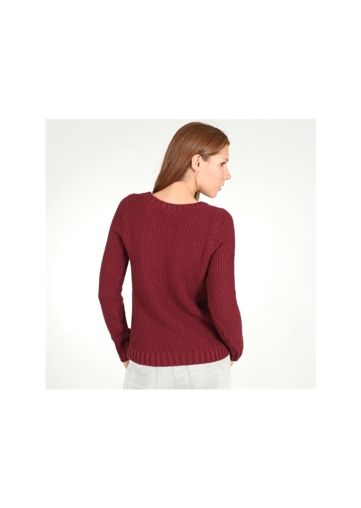 321356e639 Pimkie kötött bordó pulóver · Pimkie kötött bordó pulóver ...