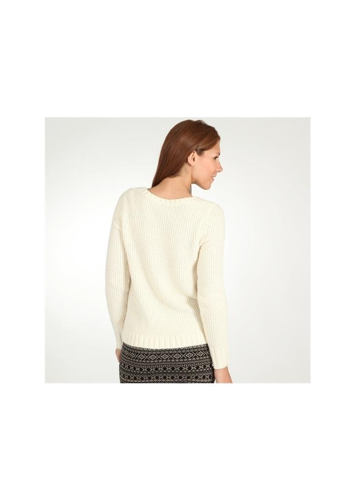 1c207abb82 Pimkie fehér kötött pulóver · Pimkie fehér kötött pulóver ...