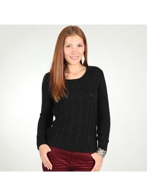 2c4e2b143a Pimkie fekete kötött pulóver, 36€ | 2012