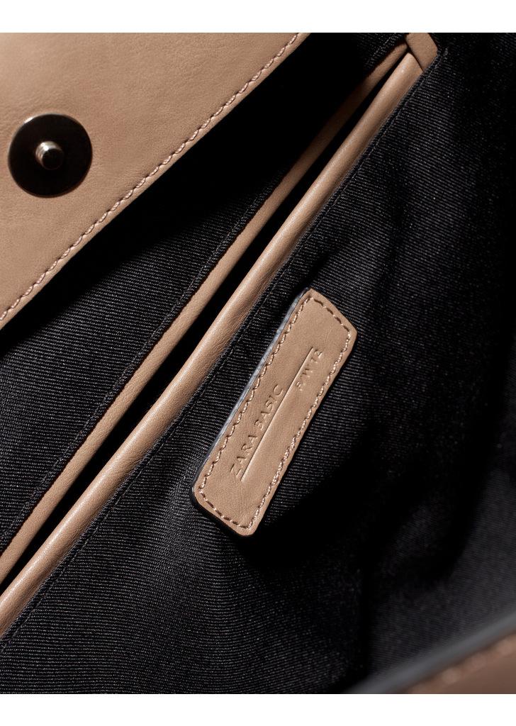 348ba161958b Zara bézs maxi táska, 9 995 Ft