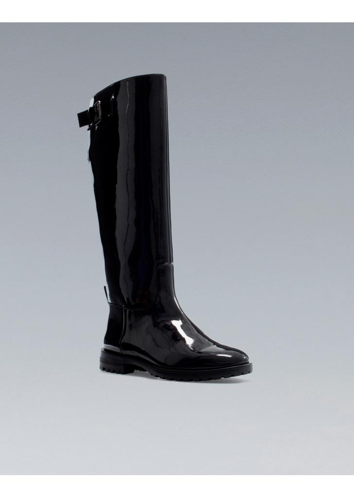 Zara fekete lakk csizma · Zara fekete lakk csizma ... fdc9b8f5c6