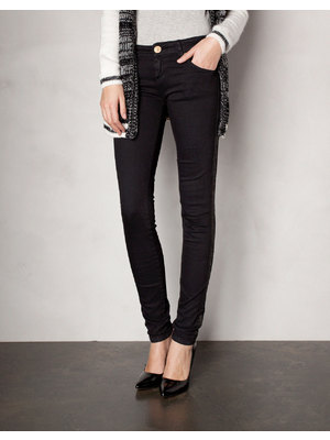Pull and Bear fekete jeggings