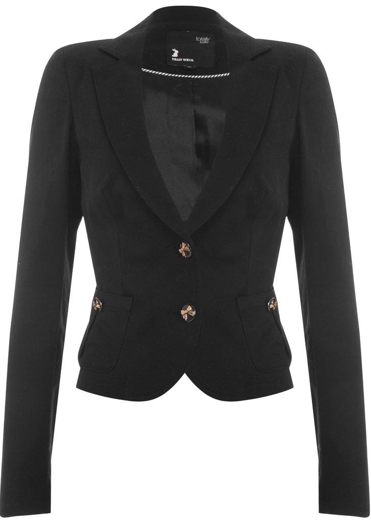 Zebra T Shirt Tally Weijl fekete r&#...