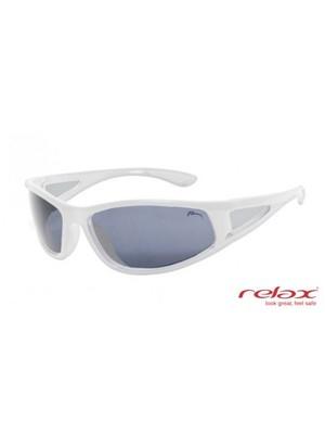 Relax fehér szemüveg UV 400 napszemüveg - Gimpex Sport 73d2772b4b