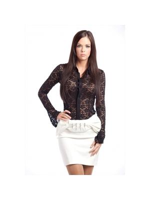 fashionfactory.hu fekete felső női ing ing - fashionfactory.hu 45ccc3dba6