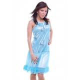 fashionfactory.hu kék ruha mini női ruha - fashionfactory.hu a7f266329c