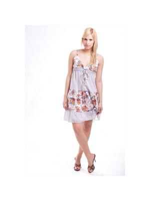 fashionfactory.hu többszínű mintás női ruházat ruha - 59c873105e