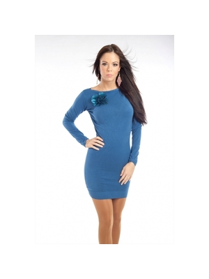 fashionfactory.hu kék mini ruha ruházat ruha - fashionfactory.hu d33a704f3d