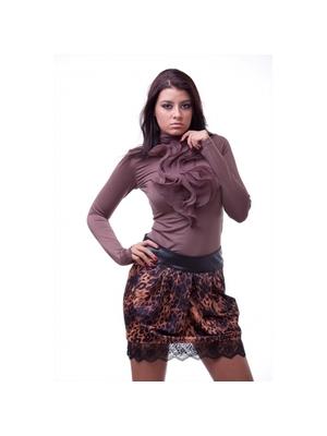 fashionfactory.hu lila csipkés ruházat szoknya szoknya - deb161cbdb