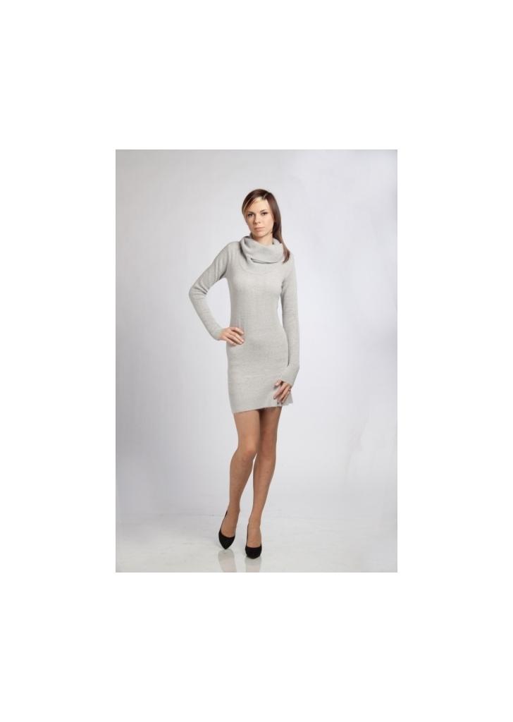 fashionfactory.hu szürke garbó ruha ruha - fashionfactory.hu a3b5ccea93