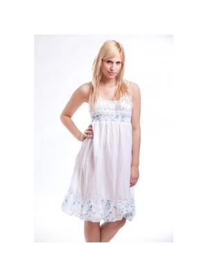fashionfactory.hu fehér női pántos ruházat ruha - fashionfactory.hu e760e18a6c