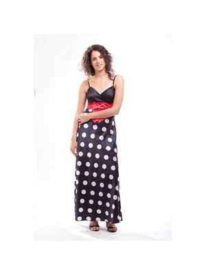 fashionfactory.hu szatén ruha maxi ruha - fashionfactory.hu ba58969534