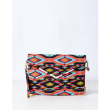 Pull and Bear etno clutch