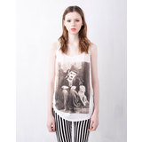 Pull and Bear Charlie Chaplin top