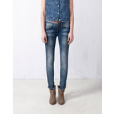 Pull and Bear duplagombos skinny farmer