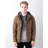 Pull and Bear kapucnis parka