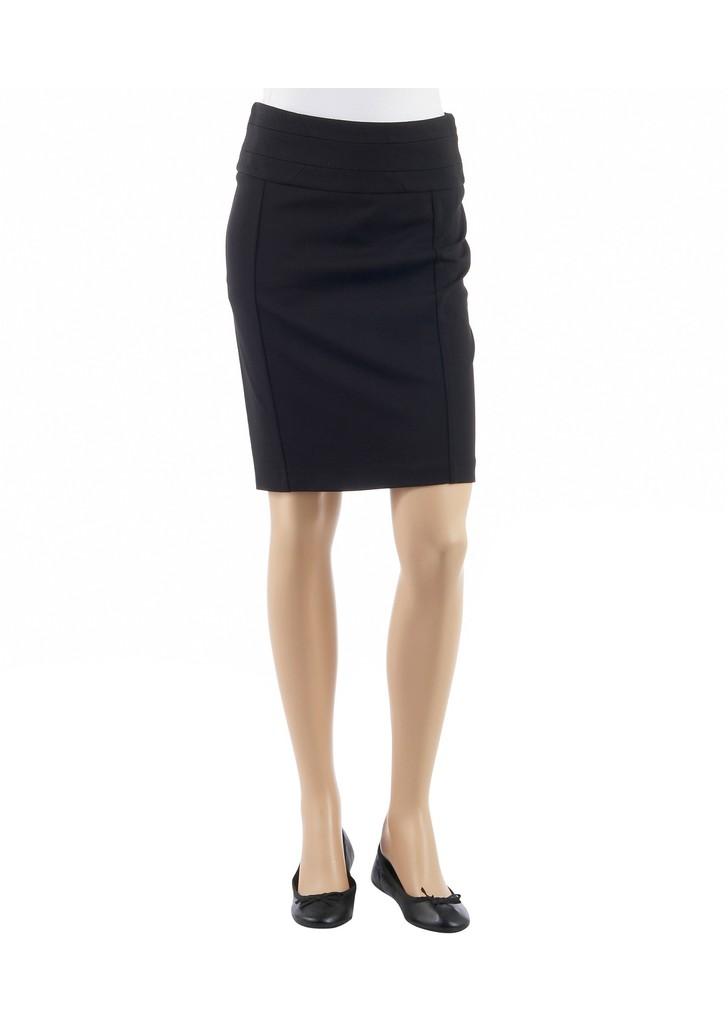 Camaieu fekete márkás szűk elegáns szoknya ... bb0b65ee77
