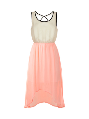 9ecf68028 Tally Weijl kétszínű midi ruha, 36€