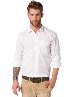 Tom Tailor fehér casual nyári ing ef8a799ddf
