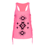 New Yorker pink rojtos top