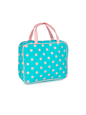 7cedb4149f3a Women' Secret pöttyös kozmetikai táska, 20€