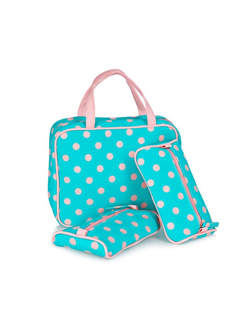 ca945e0b4f71 ... Women' Secret pöttyös kozmetikai táska ...