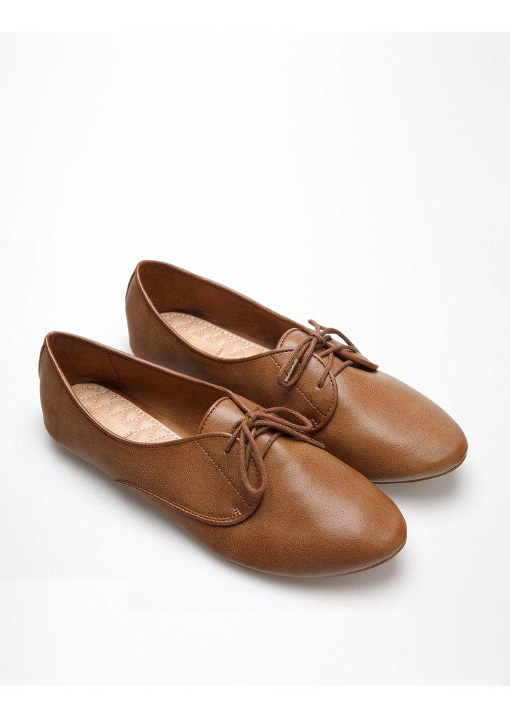 ... Bershka lapos fűzős cipő 472ec64219