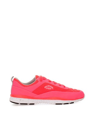 Pull and Bear pink-piros jogging cipő