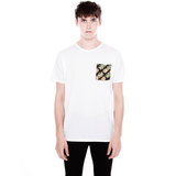 Pull and Bear zsebes T-shirt