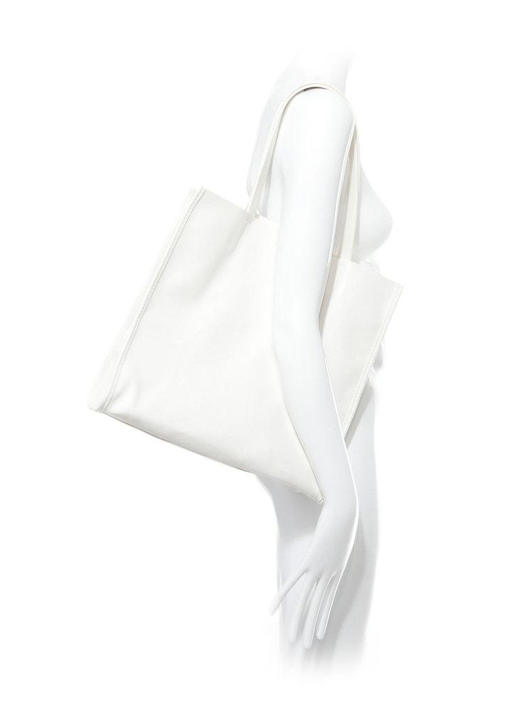 c1dbb31786 Bershka fehér bevásárló táska, 4 995 Ft