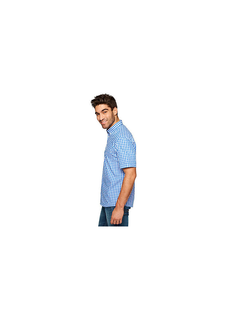 ... Tom Tailor kék kockás ing ... 344165e22b
