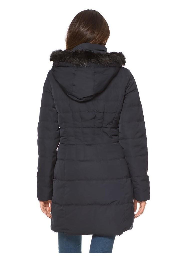 ... Orsay női sportos sötétkék kapucnis kabát ... 9921e20d1c