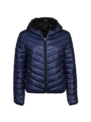 New Yorker női kék steppelt kabát - New Yorker 3e08113cb4