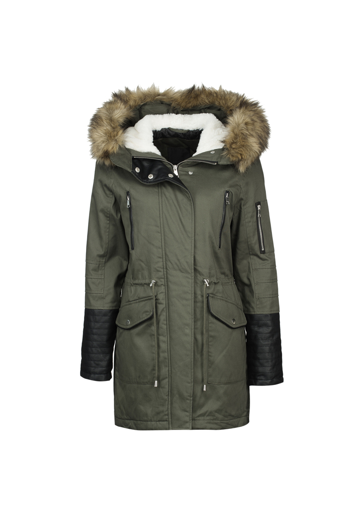 a5d24305c936 New Yorker sikkes női téli kabát - New Yorker, 21 990 Ft | 2015