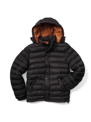New Yorker férfi kapucnis steppelt kabát - New Yorker 1ac7cc965e