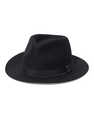 New Yorker divatos férfi fekete kalap - New Yorker fec3aaf65f