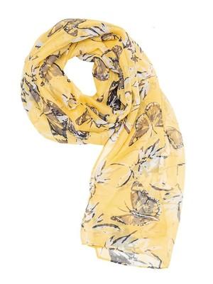 e25d71d2a2 Orsay sárga pillangós sifon kendő, 8€   2015