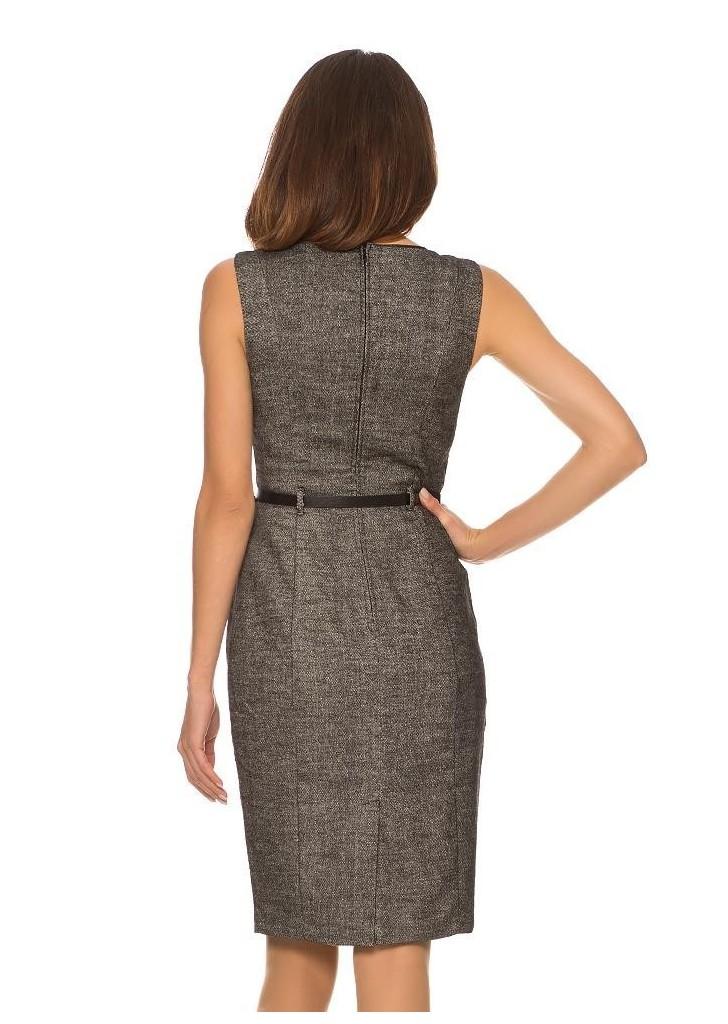 baabf928a0 Orsay ujjatlan térdig érő ruha övvel, 40€ | 2015