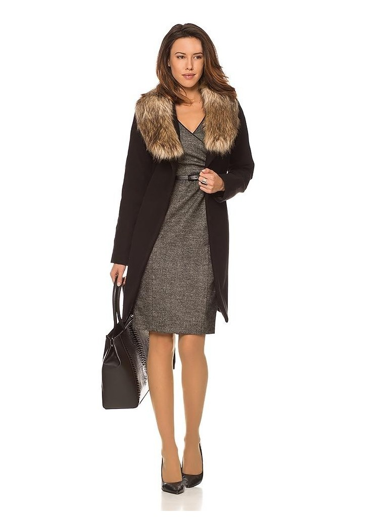 0b9ce39baf Orsay ujjatlan térdig érő ruha övvel, 40€ | 2015