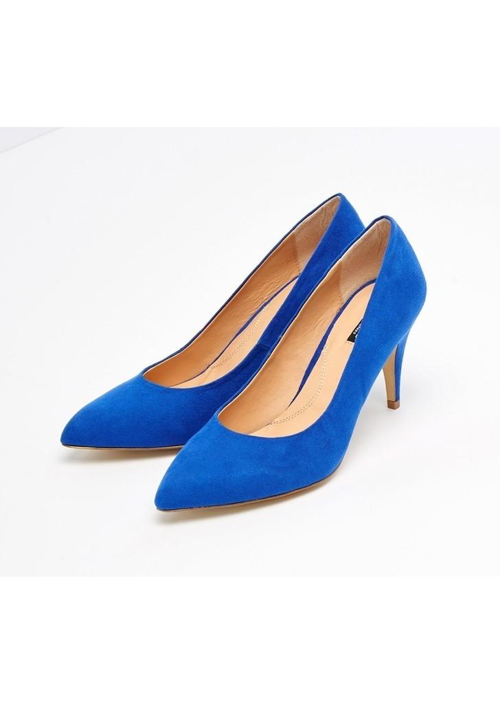 Reserved kék magassarkú cipő ... 3f8a7cfbbb