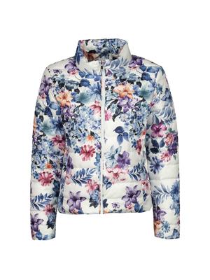 New Yorker női virágmintás steppelt dzseki - New Yorker 2e4f57c166