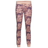 New Yorker női pink mintás leggings