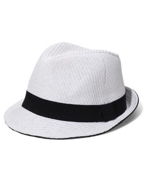 New Yorker fehér férfi textil kalap fekete szalaggal - New Yorker 9ab64f9bdb