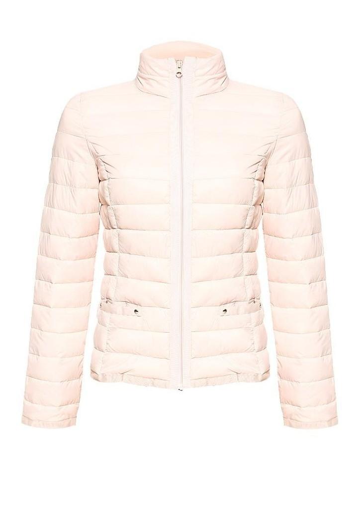 f9453d3e65 Orsay divatos pasztell rózsaszín steppelt dzseki, 40€ | 2015