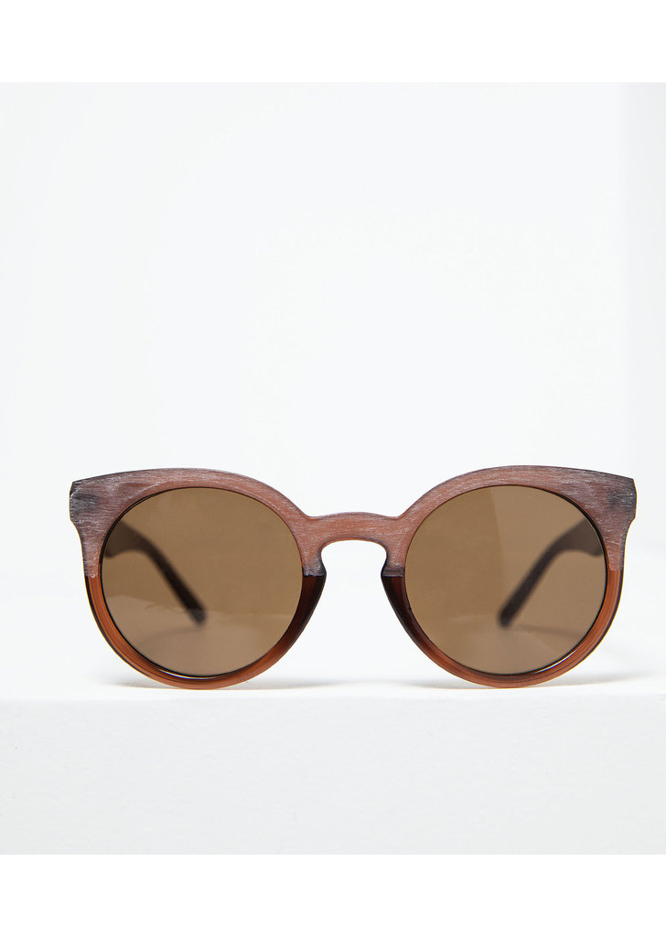 Zara fahatású kerek napszemüveg · Zara fahatású kerek napszemüveg ... 52ce063a6c