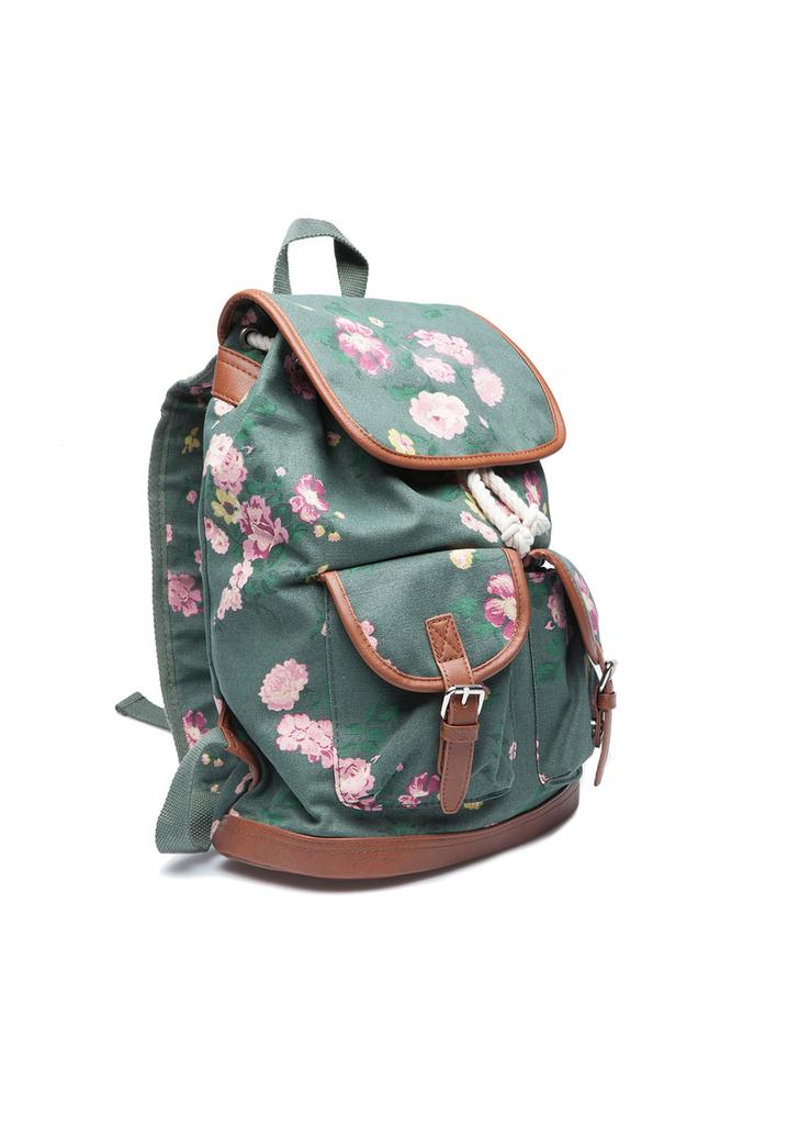 ... Springfield divatos virágmintás hátizsák ... 18ad368873