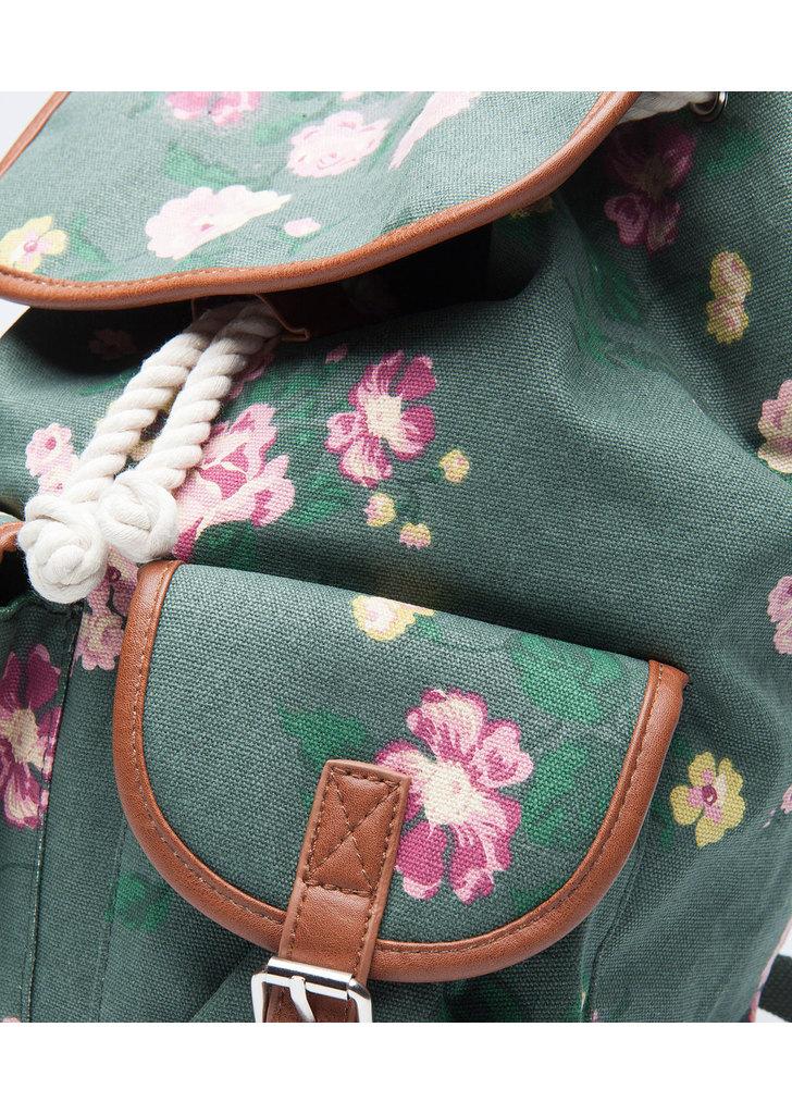 ... Springfield divatos virágmintás hátizsák a84d3d18a3
