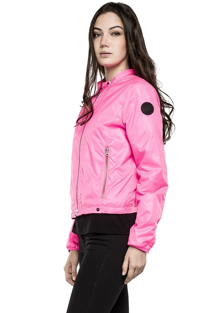 Replay női neonpink nylon dzseki, 149€ | 2015