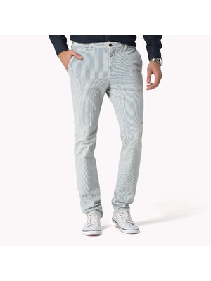 Tommy Hilfiger straight fit chino nadrág